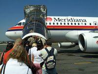 Meridiana fly aeroporto