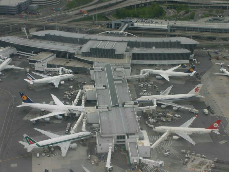 L'aeroporto Kennedy di New York