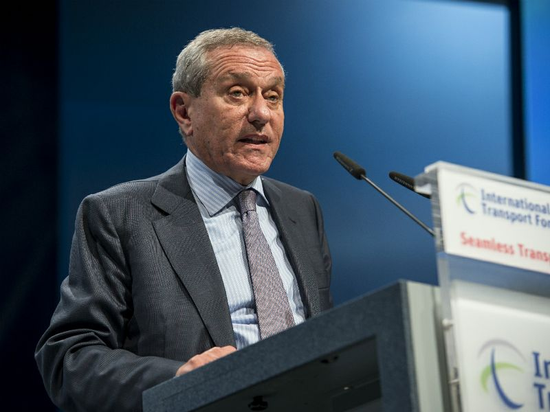 Giuseppe Sciarrone - Ntv