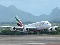 L'A380 di Emirates
