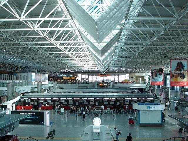 Aeroporto di Roma Fiumicino