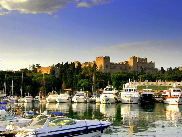Grecia Rodi