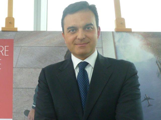 Roberto Scaramella, a.d. Meridiana