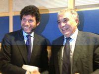 Giancarlo Buontempo e Andrea Giannetti