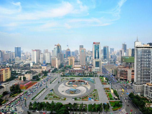 Chengdu Cina