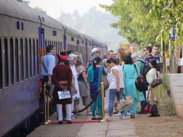 India Deccan Odissey