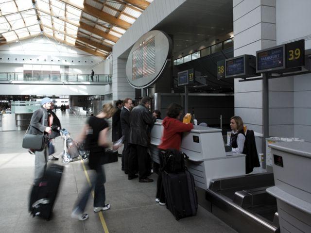 Aeroporto Venezia check-in