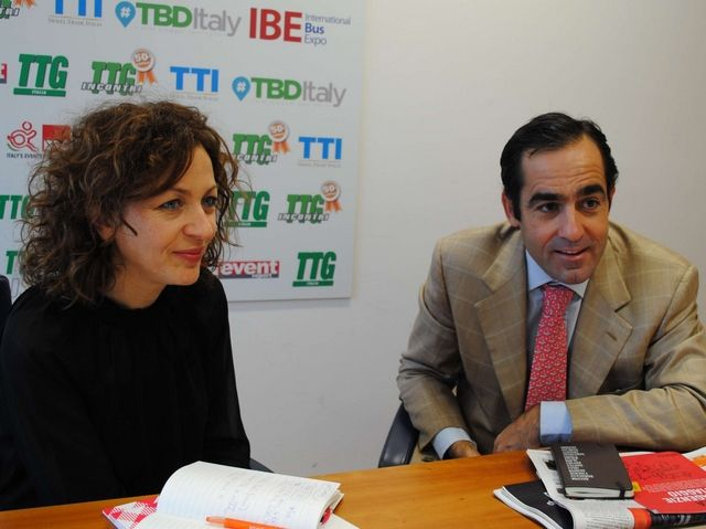 Valeria Rebasti e Carlos Munoz