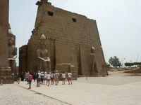 Il tempio di Luxor