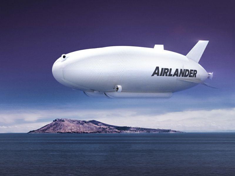 Aereo Privato Piu Grande Al Mondo : Nasce airlander il più grande aereo ibrido del mondo