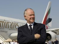 Tim Clark Emirates