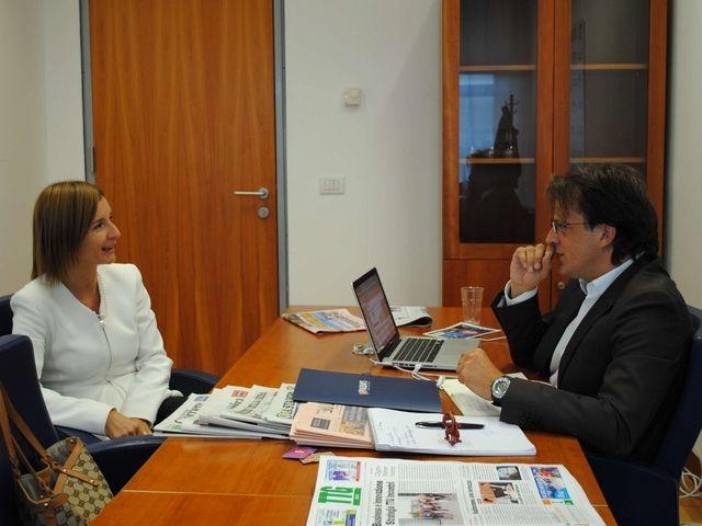Caffè con il direttore Francesca Benati