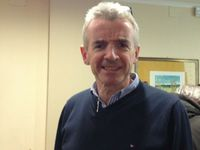 Michael O'Leary, ceo Ryanair