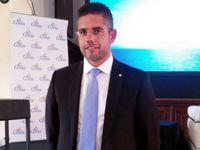 Neil Palomba, direttore generale di Costa Crociere