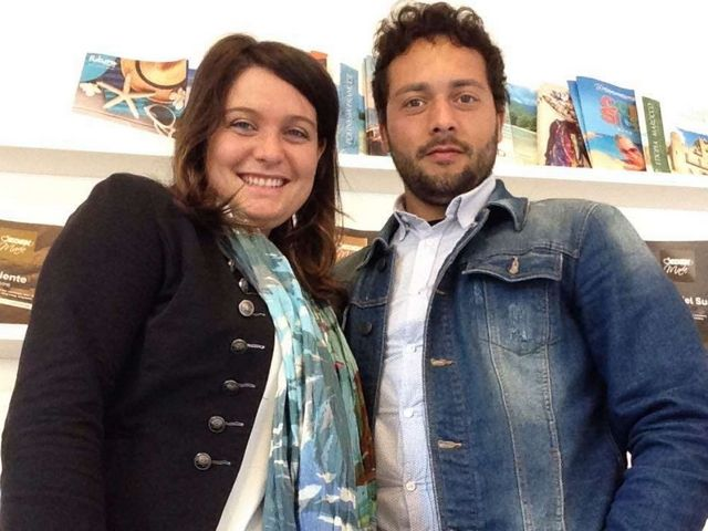 Simona Tonali e Paolo Aloe