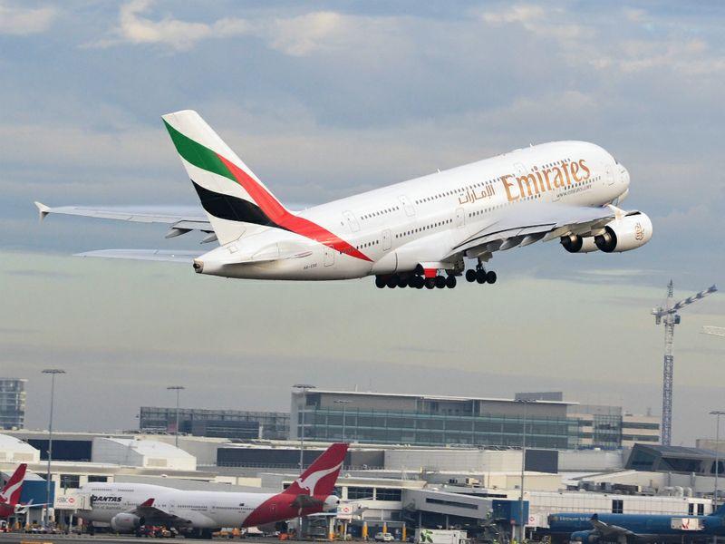 A380 Emirates