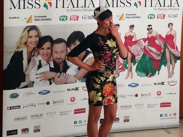 Miss Italia 2015 - Alice Sabatini  Alice Sabatini, Miss Italia 2015