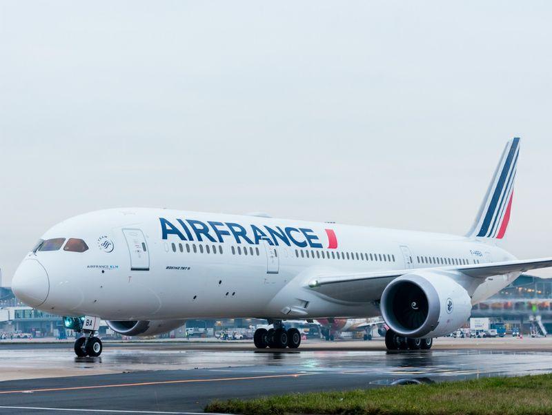 Air France B787