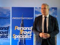 Glauco Auteri, Personal Travel Specialist