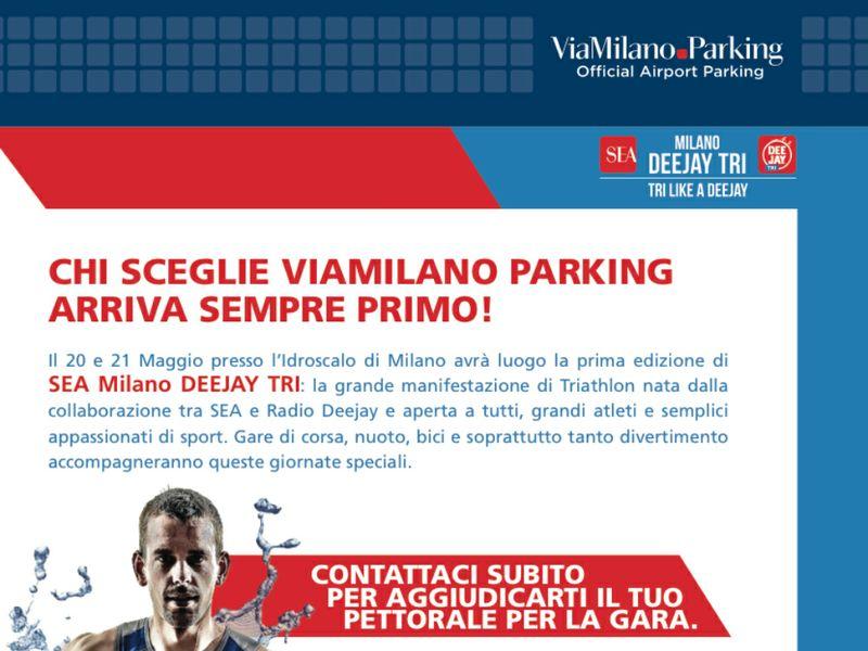 ViaMilano Parking