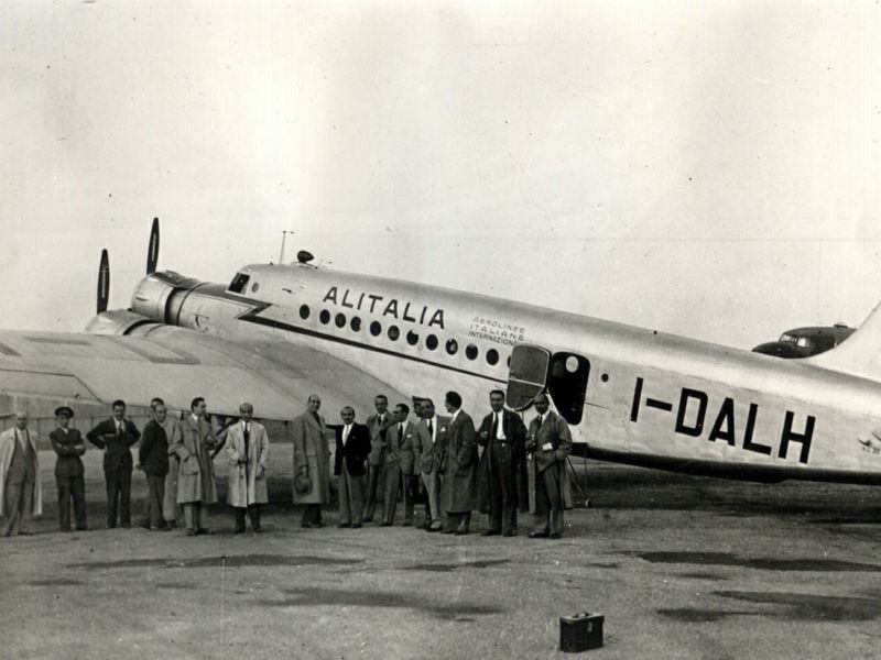 Alitalia, primo volo 5 maggio 1947