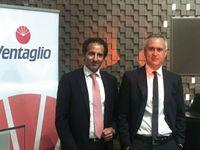 Renato Giovannini ed Enzo Carella